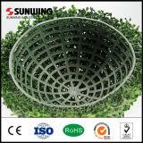 Décoratif Nature Outdoor Artificial Topiary Boules Boxwood pour jardin