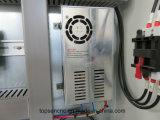 Machine à cintrer électrohydraulique de commande numérique par ordinateur de contrôleur de Cybelec pour l'acier inoxydable de 2mm