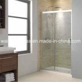 A alta qualidade personaliza as telas de chuveiro grandes \ que deslizam a porta do chuveiro \ o vidro tela de chuveiro