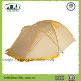 5p Pole-kampierendes Zelt der doppelten Schicht-3 mit Extension