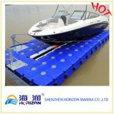 Decking de flottement de cube en marina en vente chaude de canot automobile en Chine