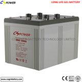 Batterie-tiefes Schleife-lange Lebensdauer-Gel-Solarbatterie des Gel-2V800ah