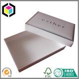 Contenitore di imballaggio di carta del regalo del cartone per i calzini uomini/della biancheria intima