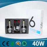LED-Scheinwerfer 4500 Lumen-reines Weiß mit Philips-Chip H4 H7 9005 9006 9007 9012 Hb3 Hb4 H16 H13