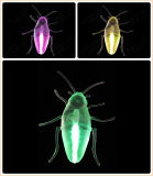 Bug de Halloween Juguetes Animal Glow