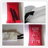 承認されるセリウムが付いているグループ及び産業ガラス繊維の安全耐火性毛布