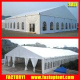 Gebruikte Tent van de Spanwijdte van de Opslag van de Schakelaar van de Structuur van het aluminium de Duidelijke