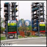 Gaoli Pcxld-7 회전하는 자동화된 주차 시스템
