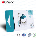 Смарт-карта Tk4100 Версия для Печати ПВХ / Пластик RFID с Магнитной Нашивкой