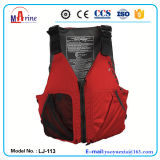 Ce Aprovado Red Color Designer Life Jackets