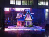 Alta visualización de LED de alquiler de interior de la demostración del acontecimiento de la etapa de la visualización de LED de la definición P1.5625