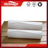 (44 '' *100m) papel de transferência foleiro elevado do Sublimation 100GSM para o Spandex da tela