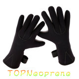Neoprene Wetsuits Premium Rubber Five Finger Gloves