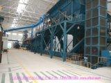 Fabrik, die ringsum Platte-organisches Düngemittel-Tabletten-Granulierer verkauft