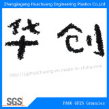 Gránulos del PA66-GF25% para la materia prima