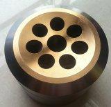 Het mini Blok van de Cilinder van de hydraulische Pomp van het Graafwerktuig (A2F107)