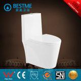 Toilette sanitaire d'articles de lavage à grande eau en céramique de la Chine de mode avec le prix bon marché (BC-2027)