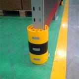 Protector vertical plástico del uso del estante de la paleta