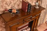 Moderne einfache hölzerne Heizungs-elektrischer Kamin mit dem Cer genehmigt (342)