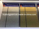 Hualong ISO14001 ISO9001 물 근거한 살포 돌 페인트