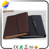 Presentes da promoção para o terno do caderno e o caderno