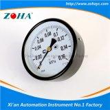 manómetros normais axiais da pressão de 100mm
