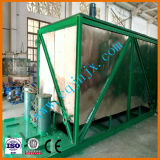Venta caliente Zsa-50 Residuos de petróleo Destilación Equipo de Aceite Base