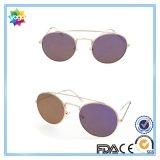 Lunettes de soleil polarisées de marque de mode en verre pour des femmes