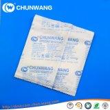 O gel de silicone dessecante de Chunwang super secam e o dessecativo do cloreto de cálcio