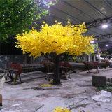 새로운 큰 인공적인 은행나무 나무