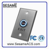 Edelstahl keine Nc COM-Tür-Taste (SB3M)