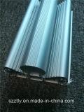 profil en aluminium d'alliage d'extrusion personnalisé par 6063/6061t5/T6