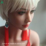 Japanische lebensechte erwachsene Silikon-Liebes-Puppe-volle Karosserien-Geschlechts-Spielwaren für Männer