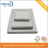 Delicado diseño impreso de papel corrugado caja de regalo (AZ123116)