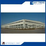 La costruzione prefabbricata ha progettato la tettoia del gruppo di lavoro di memoria di Materals della struttura d'acciaio