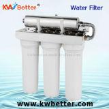 Filtro de água magnetizado com a esterilização plástica de cinco estágios peculiar para a HOME