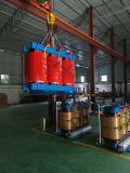 Tipo seco transformador 11kv da resina do molde da distribuição