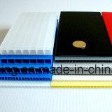 strato di plastica ondulato di colore vuoto della scheda di 1.5mm-10mm pp