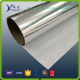 Papel 100% de aluminio doble laminado tela tejido el PE de alta calidad de la Virgen