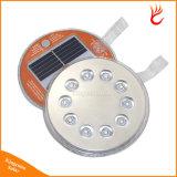Lumière solaire magnétique Lumière d'urgence solaire portable LED pour utilisation intérieure / extérieure Camping Randonnée