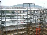 Alto fabricante del edificio de la estructura de acero de la subida