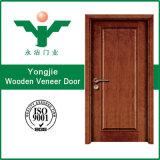 Дверь Teak HDF природы Hotsell отлитая в форму Veneer