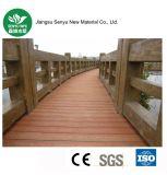 Decking en bois matériel vert portable des graines WPC