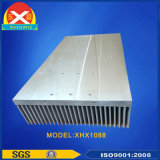 Dissipatore di calore di alluminio di alta qualità con la macinazione dell'aereo