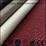 Cuoio caldo del PVC di disegno per la signora Bag/tappezzeria della mobilia/panno della Tabella