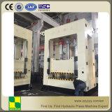 Prensa hidráulica de la embutición profunda de los pilares del H-Marco 4 para las puertas y la maquinaria de Windows