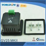 Tester di frequenza diesel del visualizzatore digitale del generatore di Gv25 Mkii