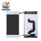 ソニーXperia E3 D2206 LCDの表示画面のタッチ画面フレームの黒のための携帯電話LCDの元の品質