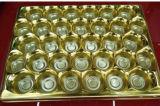 Коробка шоколада пластичный упаковывать способа высокого качества Heart-Shaped