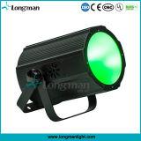 luz de la IGUALDAD de la iluminación LED de DJ de la etapa de la MAZORCA DMX de 150W RGB 3in1